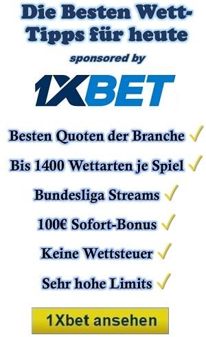 1XBet Bonus 2019