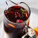 This Malbec Sangria is lively and rich! It has a depth of flavor as well as a whimsy of sweetness that lays surprisingly light on the palate. ~By Wet Whistle Drinks by Darla Bentley