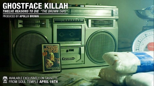 Ghostface-Killah-Apollo-Brown-Twelve-Reasons-To-Die