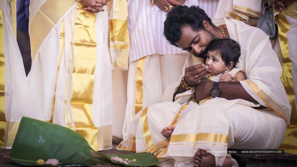 Annaprashan Ceremony Kerala11