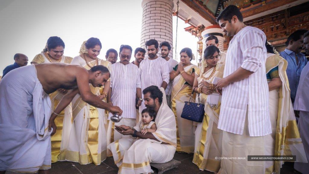 Annaprashan Ceremony Kerala15