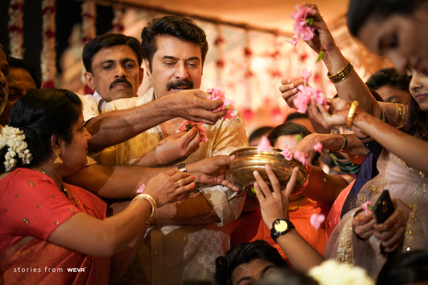 Rohit Chennithala Wedding Photography