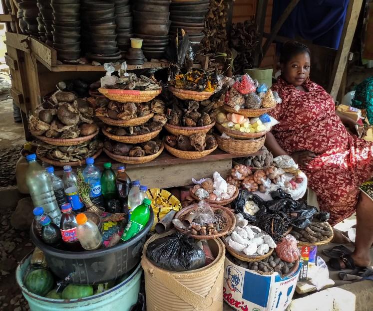 Fetish Market, Abeokuta