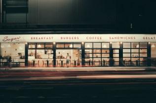 Sugar Cafe, New York, NY, 2013