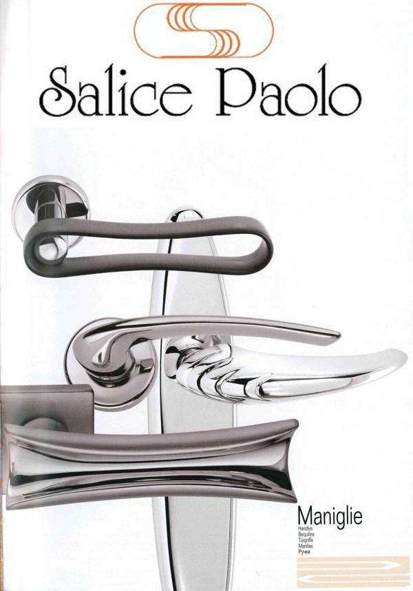 GRANDI NOMI PER INTERNI: SALICE PAOLO – parte2 – maniglieria moderna