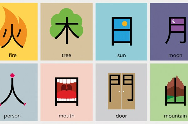 Chineasy, by ShaoLan