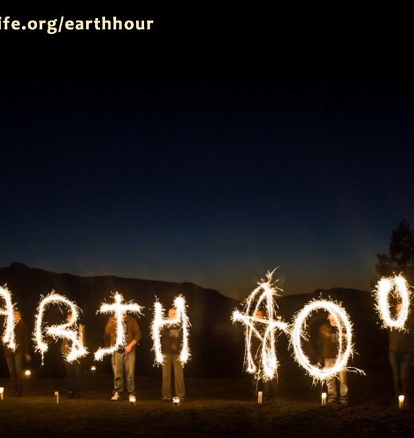 The EARTH HOUR / il brief del futuro!