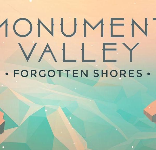 MONUMENT VALLEY #APPLEDESIGNAWARD #BEST3DVISUALS