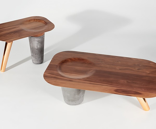 TWIN TABLES, ASTFREI
