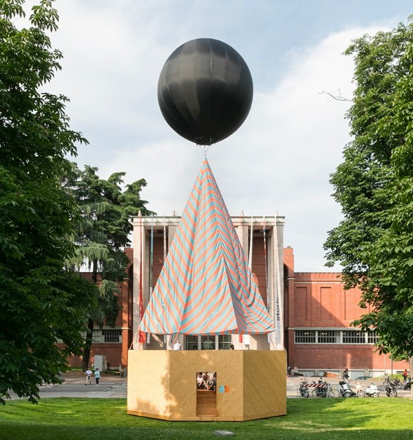 TRIENNALE DI MILANO IS CHANGING