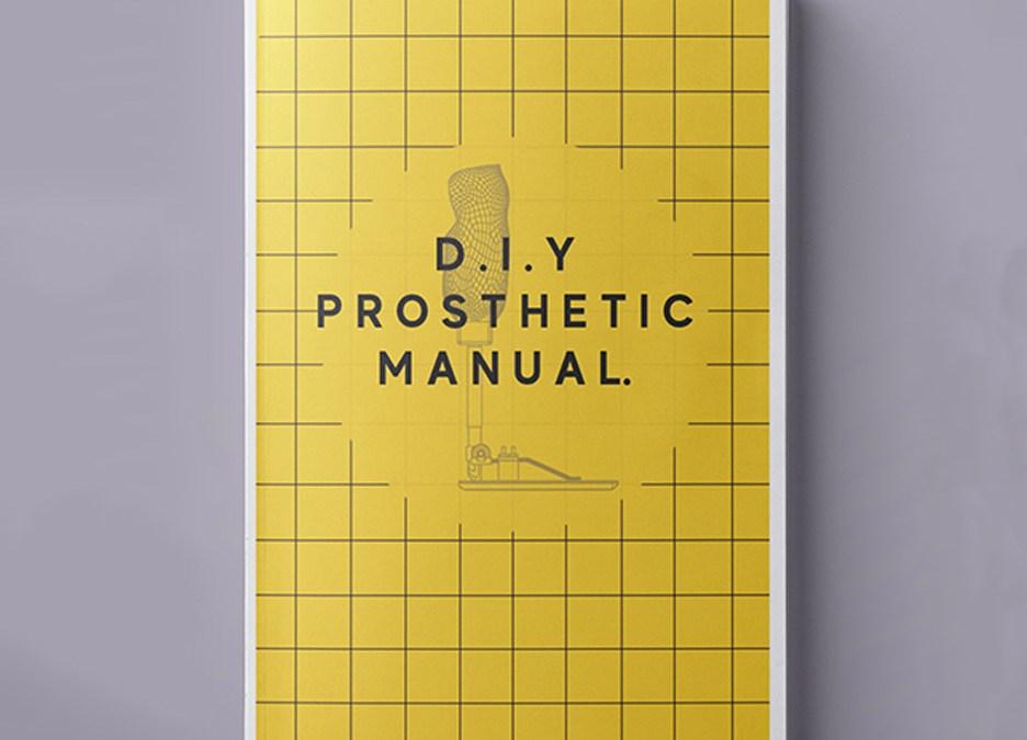 diy manual for prosthetics