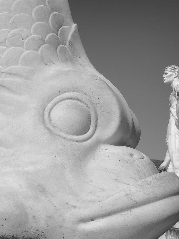 Augusto De Luca fotografia, statue