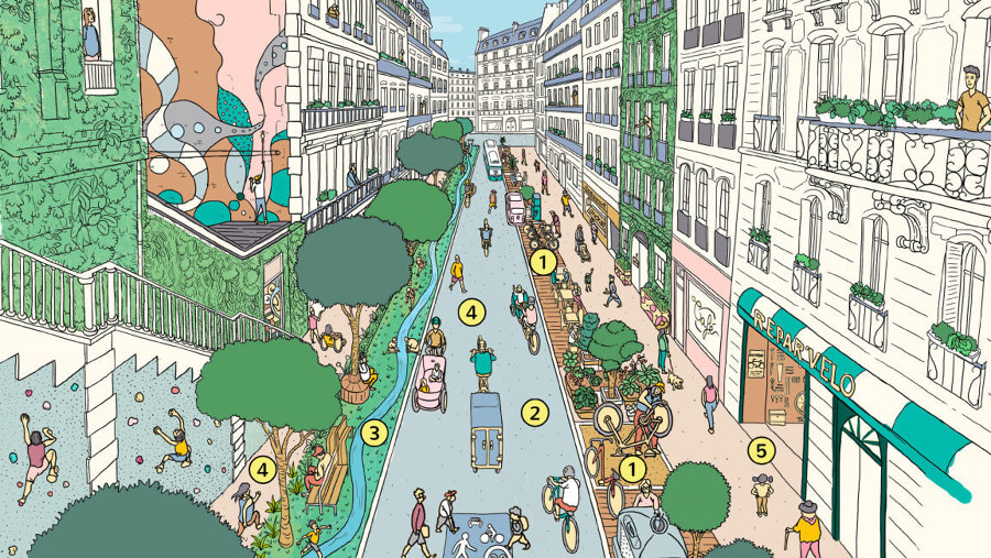 Image via Paris En Common
