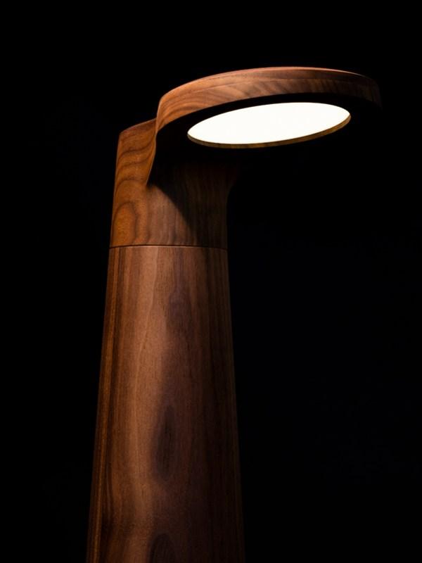 STUDIO LAMP, Isato Prugger ci fa riscoprire la bellezza del legno