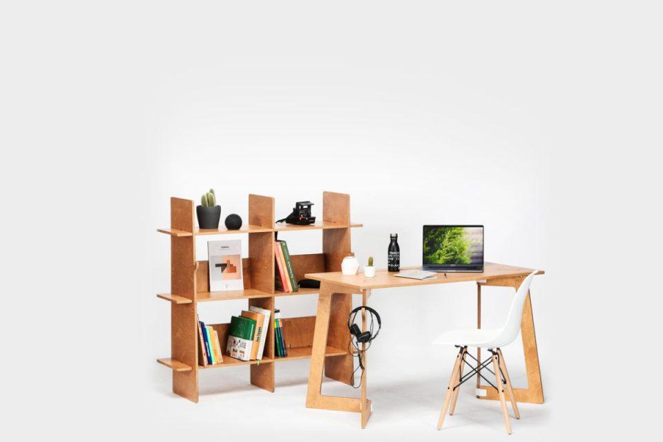 Bundle, Karya bookcase