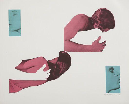 3.Any Boring Art, John Baldessari , Contemporary (he)art, Wevux, Giulia Serafin, contemporary art, conceptual art, Images, dots, I will not making any boring art, USA