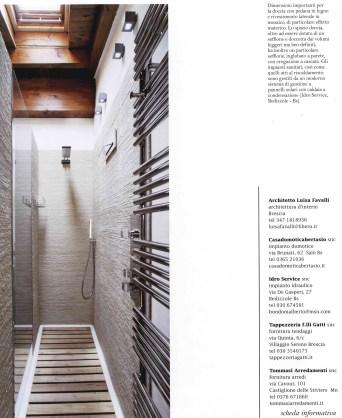 bagno bathroom moderno modern parete decorativa decorative panel wevux scuola di interni franciNf artsdesign_011