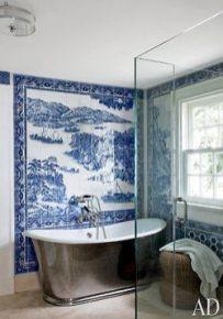 masterbath bagno bathroom classic classy bathub vasca da bagno parete decorativa decorative panel wevux scuola di interni franciNf artsdesign 3
