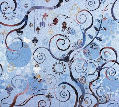 sicis franci nf arts design wevux grandi nomi per interni mosaic mosaico art factory Dolium Panel 09 (300x270)