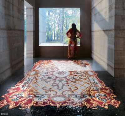 sicis franci nf arts design wevux grandi nomi per interni mosaic mosaico art factory collezioni_dupre_AiVc3z