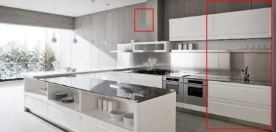 cucina come fare consigli moderna disposizione armonia scuola di interni wevux Treviso_rovere_bianco