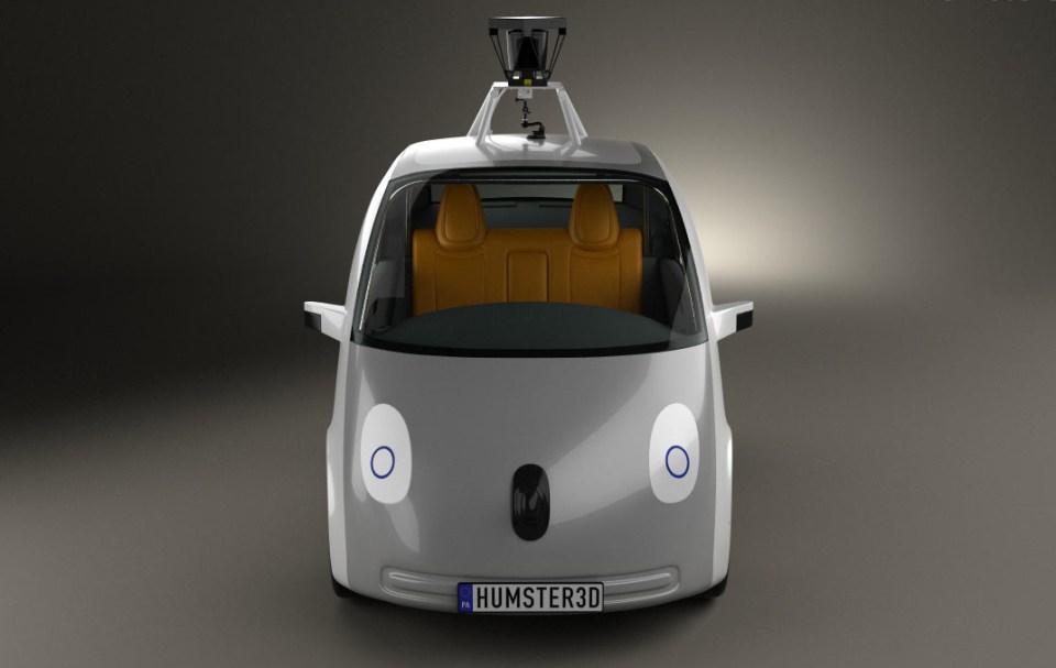La Google Car! (7)