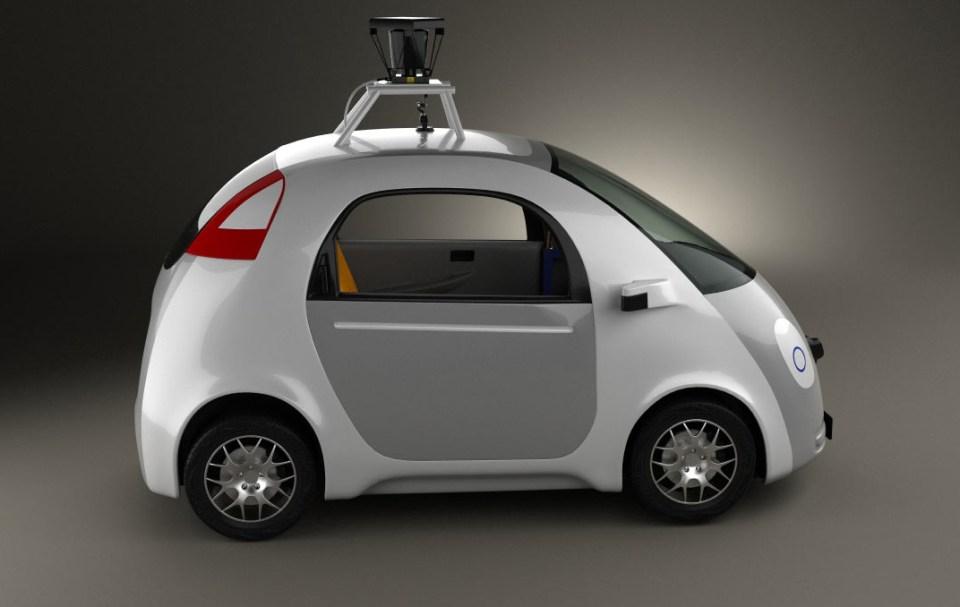 La Google Car! (9)