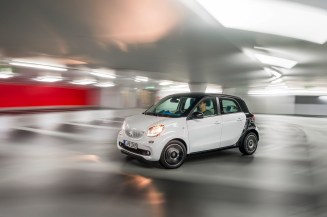 2015 Smart Forfour