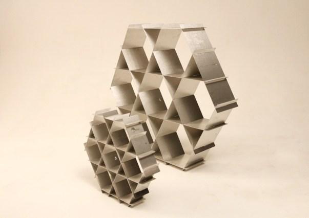 Ruche size S+M aluminum