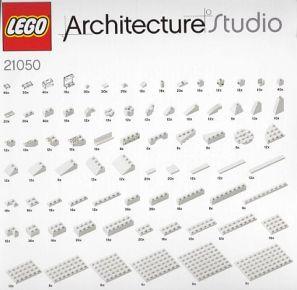 LEGO-Architecture-Studio-Elements