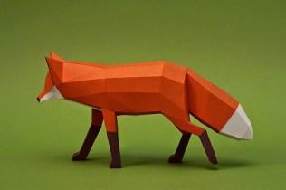 Papercraft-Animal-Figurines-8