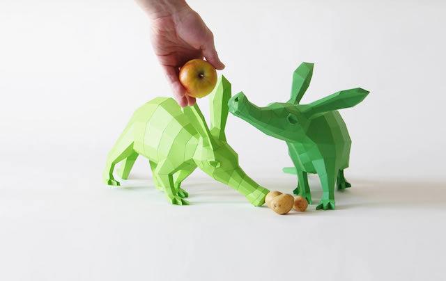 Papercraft-Animals-Series-00