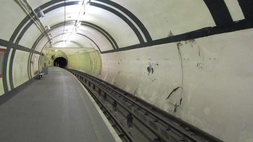 Aldwych Tube Station, London