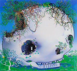 chiho_aoshima_the_fountain_of_the_skull