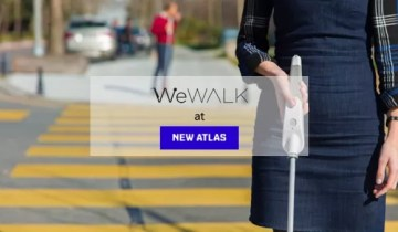 WeWALK aims to take white canes to another level