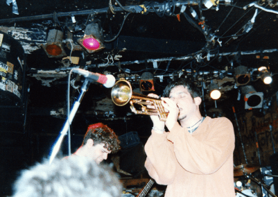 The Judas Iscariot, CBGB's, 1996-12-01