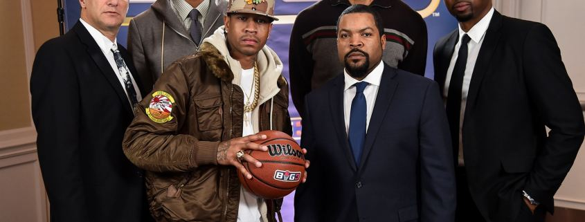 Ice Cube BIG3 Inaugural Basketball League