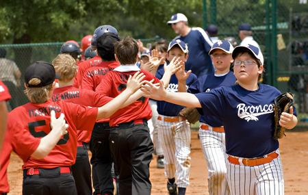 Youth Sportsmanship Behavior