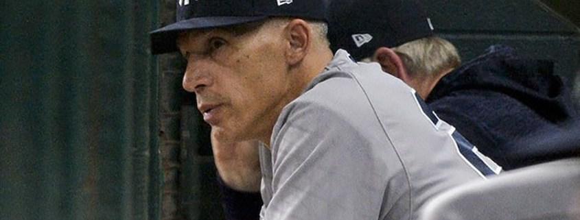 New York Yankees Terminate Joe Giradi