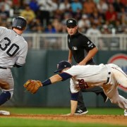 Yankees Beat Twins in AL Wild Card Game
