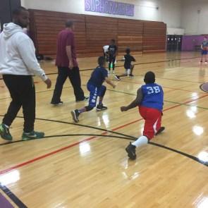 We W.I.L.L. Regulators Basketball