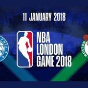 Boston Celtics Philadelphia 76ers London