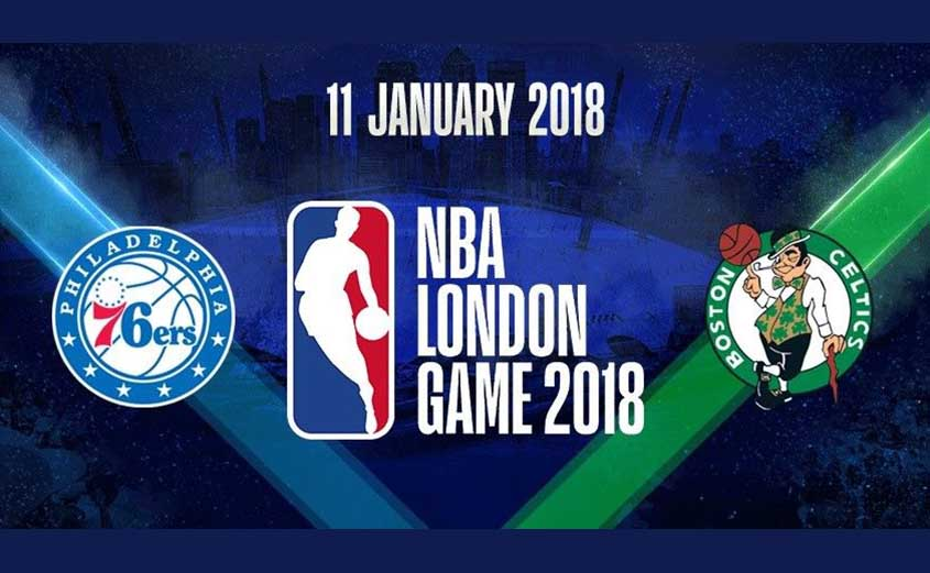 Boston Celtics Philadelphia 76ers London