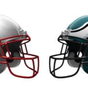 New England Patriots Against Philadelphia Eagles