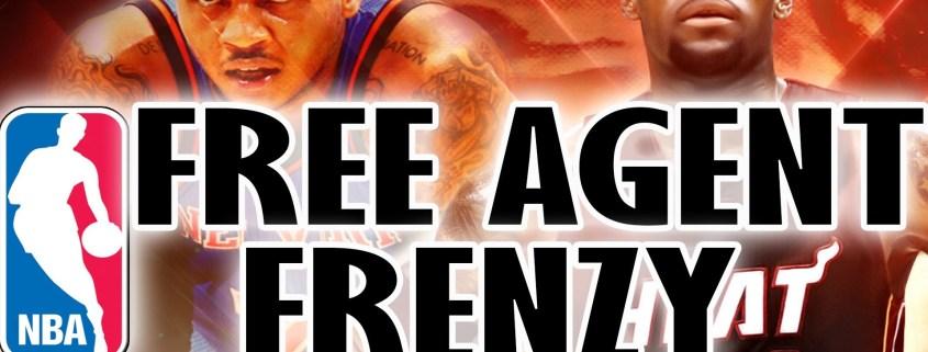 NBA Free Agency Update 2018