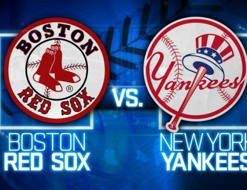 Red Sox Sweep Yankees
