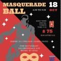 Masquerade Fall Fundraiser October 18 2018