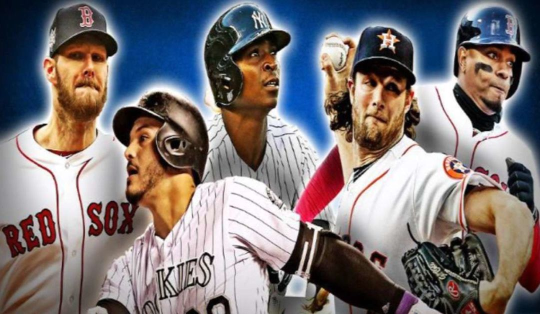 MLB Opening Day Schedules 2019