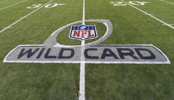 Wild Card Playoff Schedule 2020
