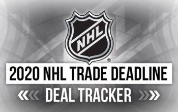 NHL 2020 Season Trade Recap
